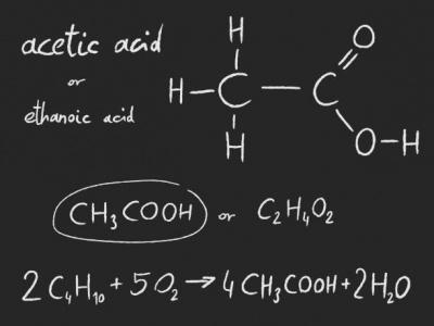 Poza produs Acid acetic